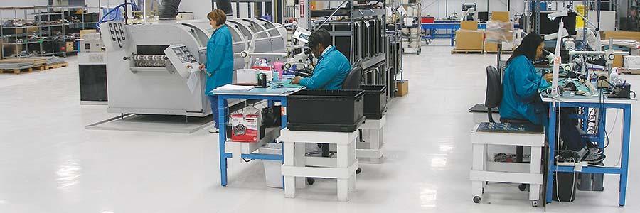 ESD podovi za elektronsku industriju