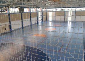 Sportski pod Taraflex. Kuća Fudbala, Stara Pazova