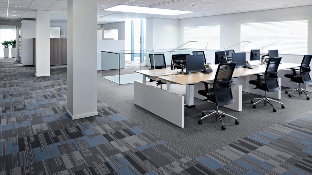 Flotex office, tekstilna podna obloga za kancelarijske prostore
