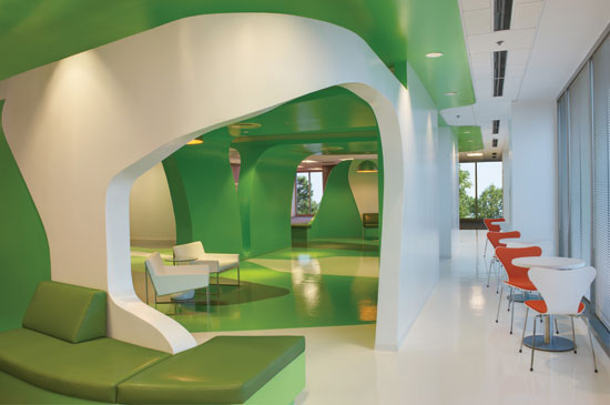 Dizajnerski epoksid pod