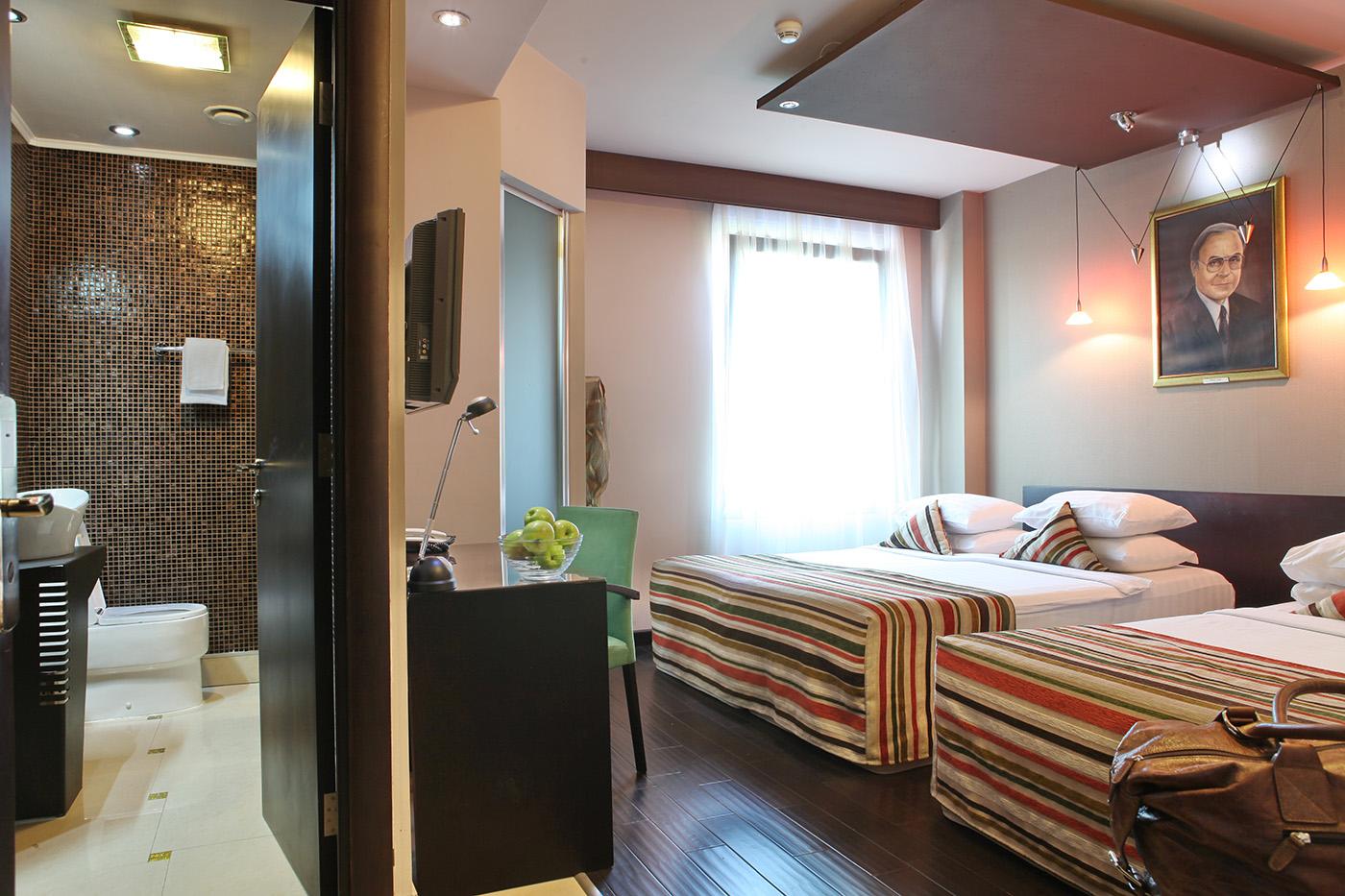 Apartm parket 1 levelo podovi for Design hotel mr president karadjordjeva 75