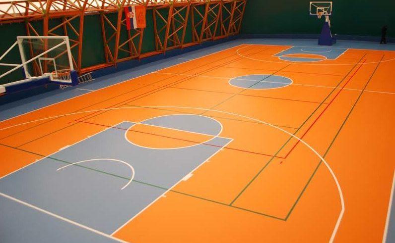 Sportska sala, Kragujevac