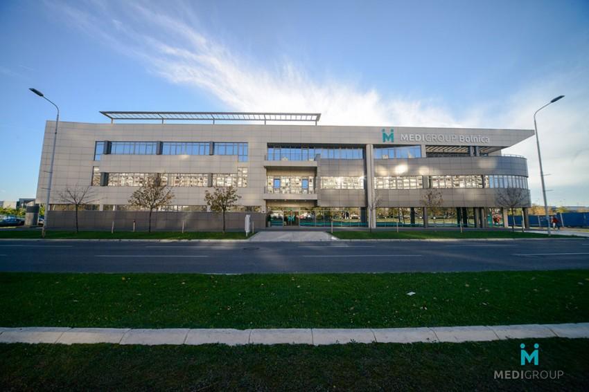 Klinički centar Novi Beograd (MediGroup)