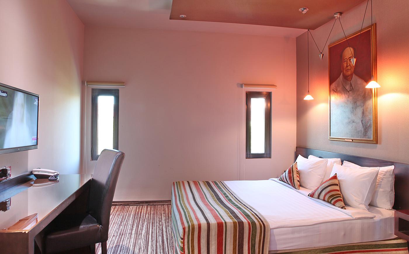 Soba 1 levelo podovi for Design hotel mr president karadjordjeva 75