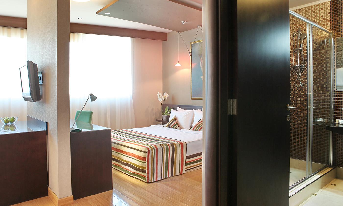 Soba parket 3 levelo podovi for Design hotel mr president karadjordjeva 75