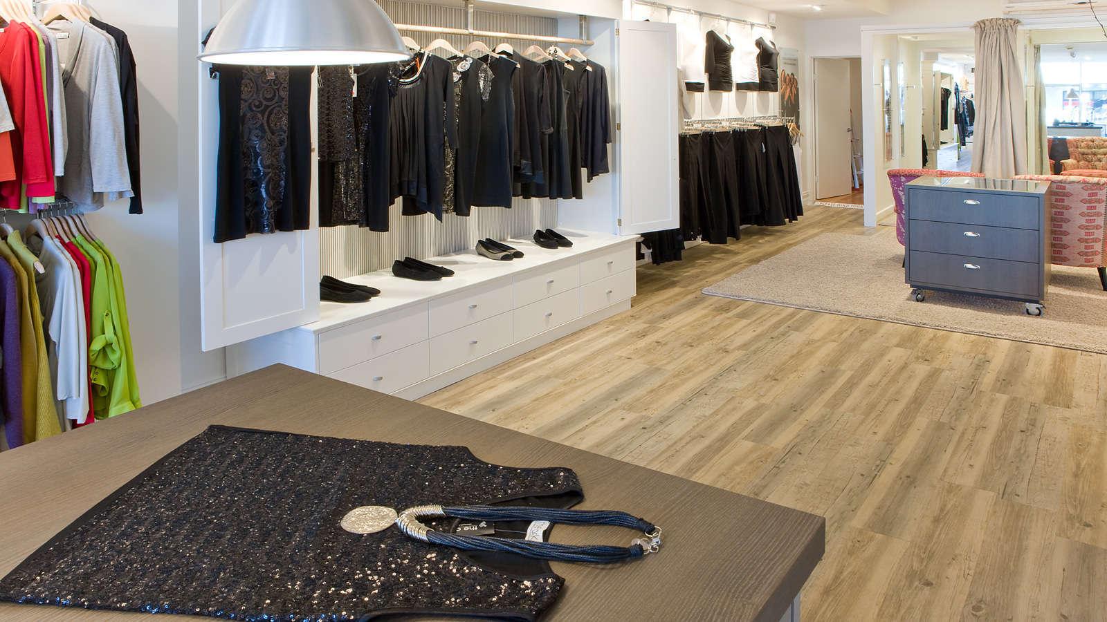 LVT podovi u prodavnicama