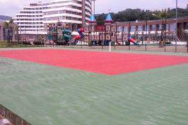 montaza sportskog terena