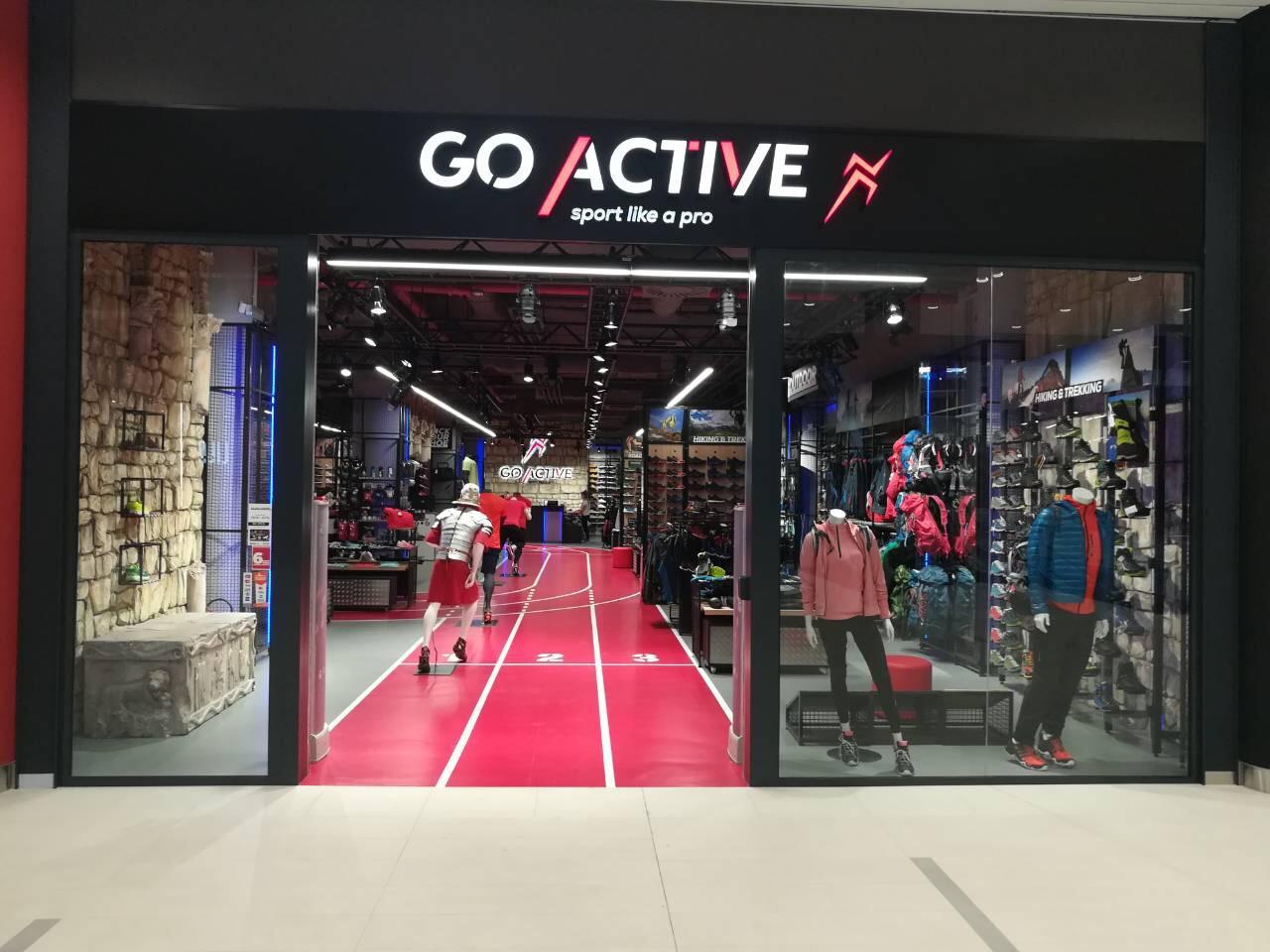 go active beograd